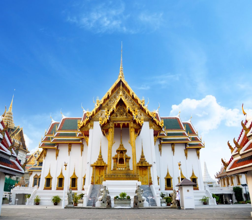 Royal Grand Palace, Bangkok (Grand Palace)