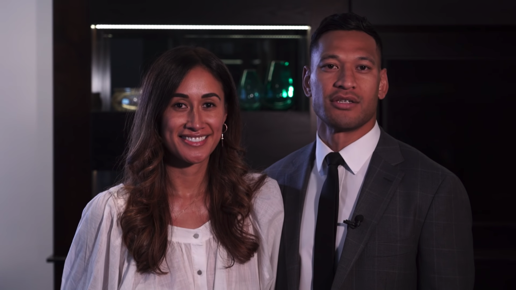 Israel Folau: Rugby Australia denies 'backing down' with settlement