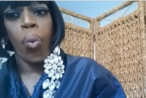 "RuPaul's Drag Race star Jasmine Masters saying ""and I oop"" has named GIF of the year ad her reaction is priceless. (Screen capture via YouTube)"