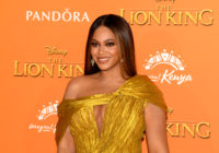Beyonce at the premiere of The Lion King