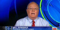 Catholic League president Bill Donohue