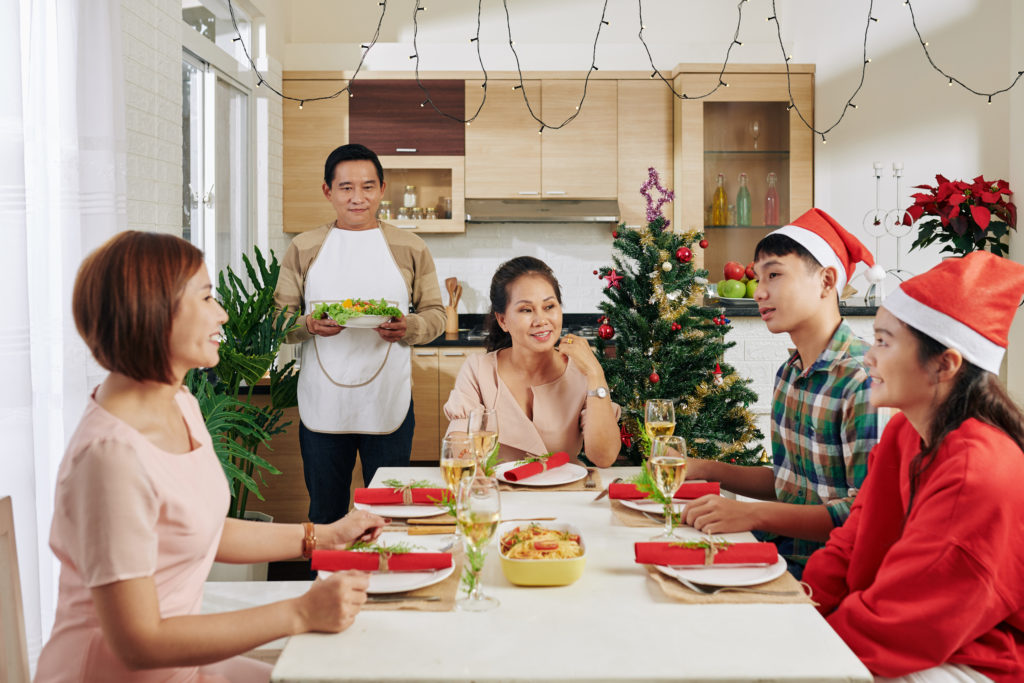 This is how to navigate Christmas when you're non-binary