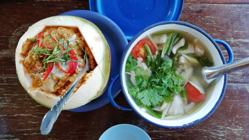 Spicy Thai lunch on the river (PinkNews)