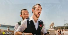 Gay Israel couple get married in Portugal because same-sex marriage is not legal in home country