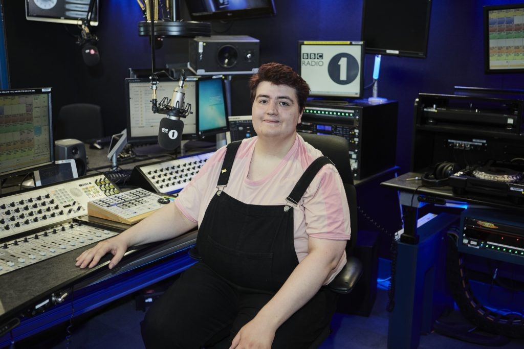 Jacob Edward: Non-binary BBC Radio 1 presenter on coming out