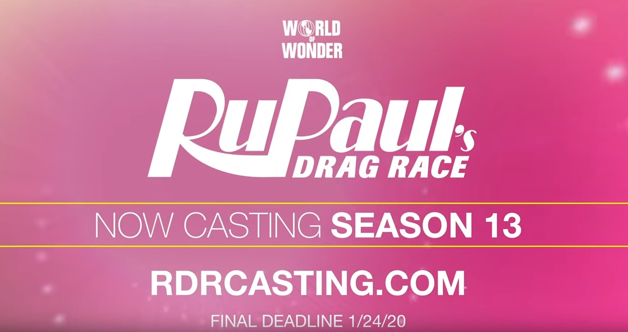 RuPaul's Drag Race season 13 has been announced and we're very tired