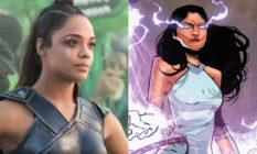 Tessa Thompson as Valkyrie / Sera