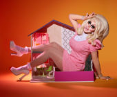 Trixie Mattel in a doll's house