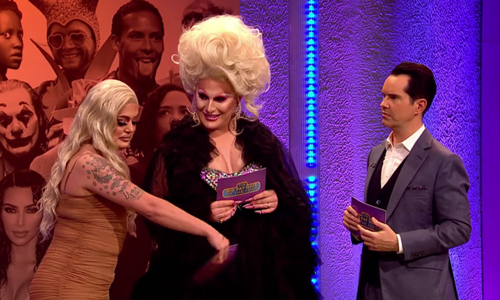 Drag Race UK: The Vivienne defends herself from 'transphobia' claim