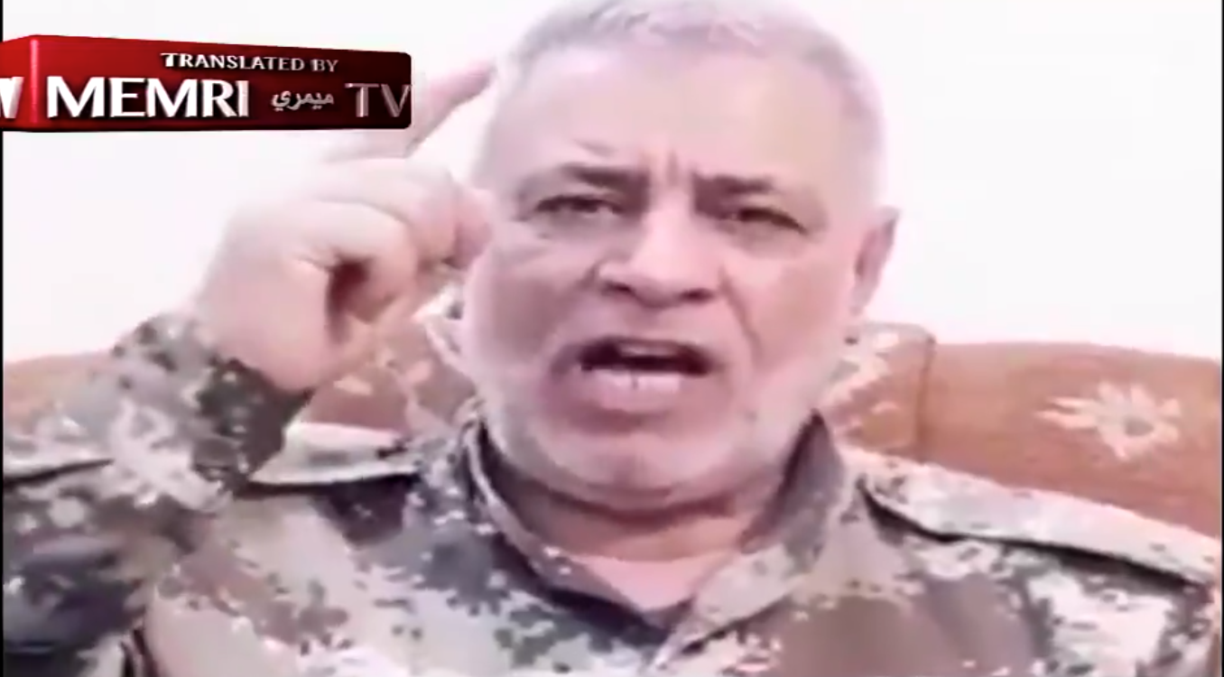 Iranian militia declares Iraq is 'not a country for filthy homosexuals'