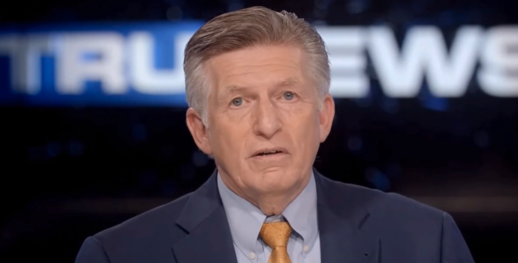 Rick Wiles says LGBT lawyer's coronavirus death was 'God's judgement'