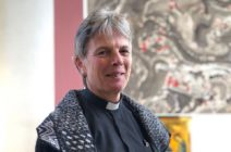 Cherry Vann, the new Bishop of Monmouth
