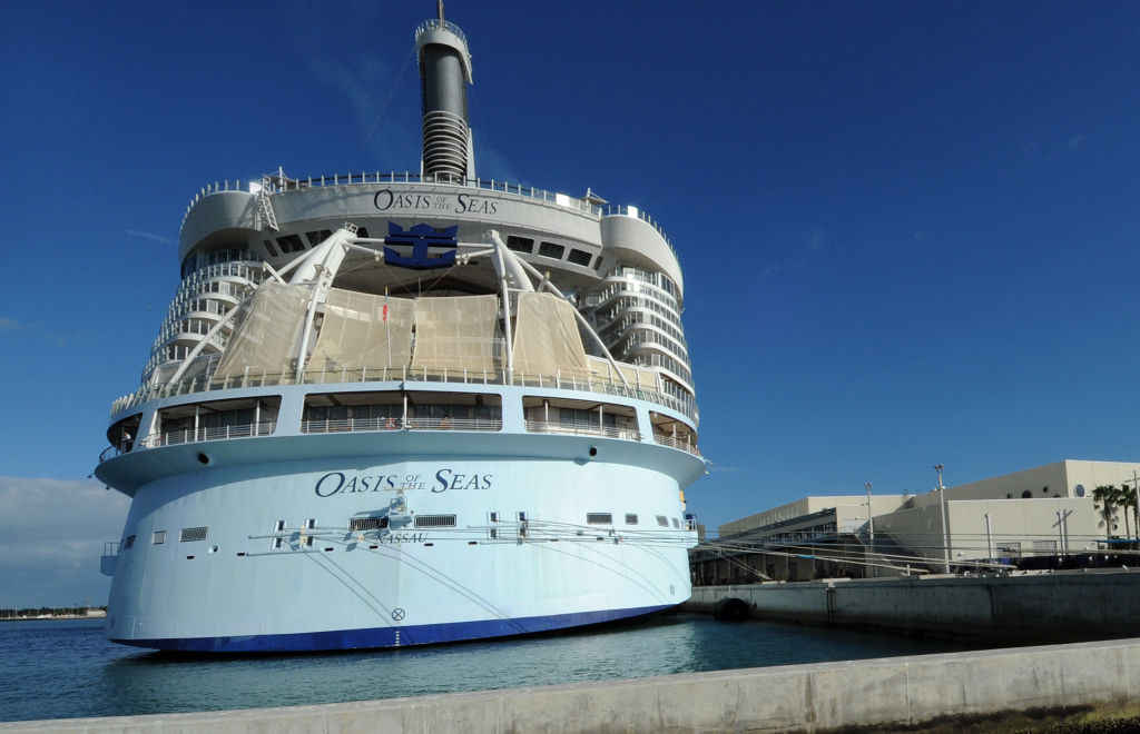 Man dies after falling from tenth floor of gay cruise ship