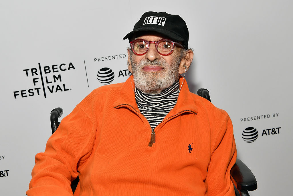 Gay writer Larry Kramer wants more people to write about gay history for an important reason