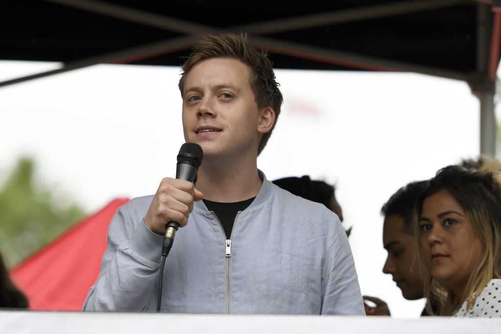 Owen Jones attacker found guilty of assault motivated by homophobia and anti-Left views