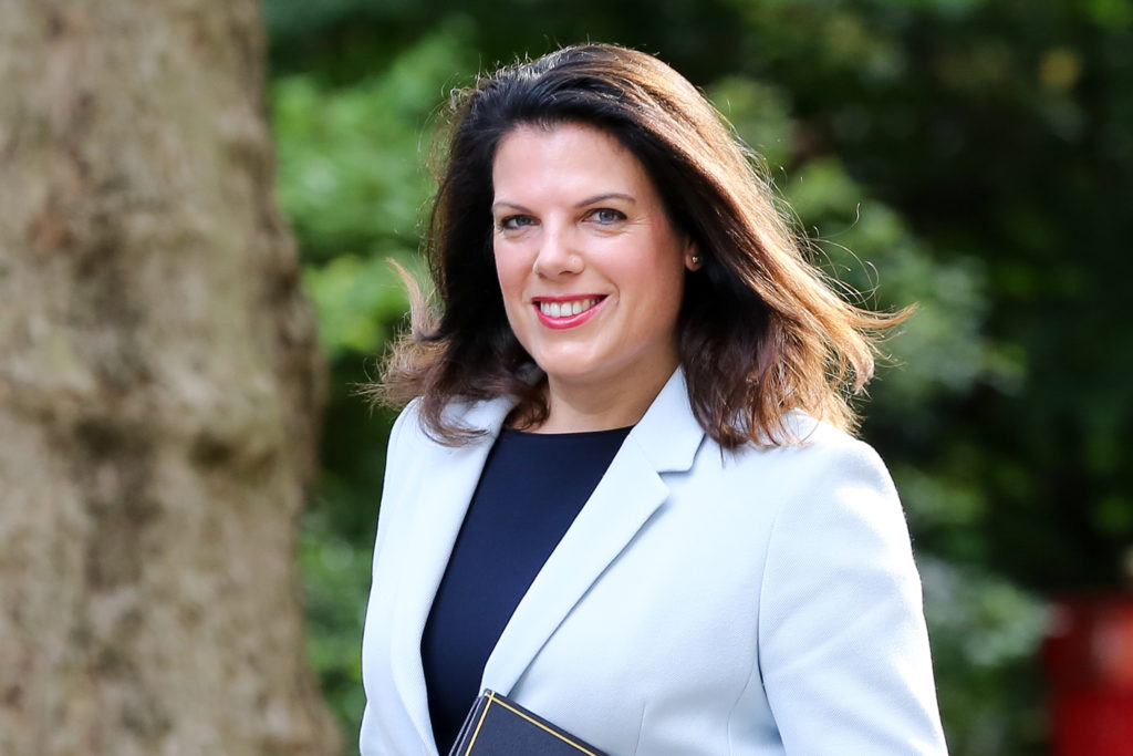 Tory MP Caroline Nokes is the Parliament's new equalities chief