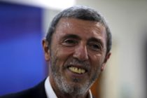 Israel education minister Rafi Peretz