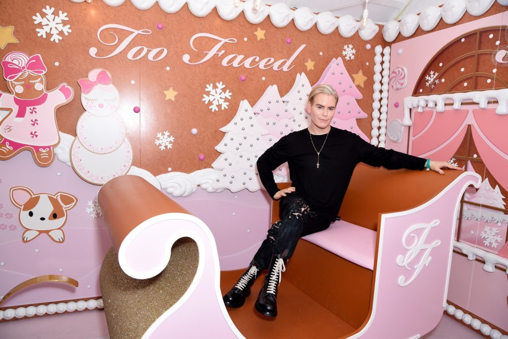 Jerrod Blandino of Too Faced has sacked his sister