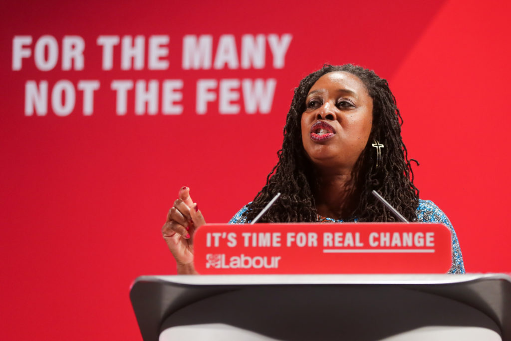 Dawn Butler is bidding to become the next deputy leader of the Labour Party. (Steve Taylor / Echoes Wire / Barcroft Media via Getty Images)