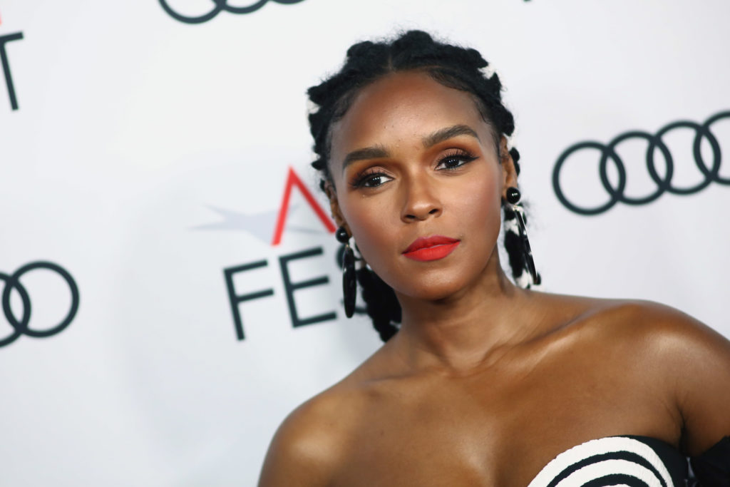 Janelle Monáe just appeared to come out as non-binary