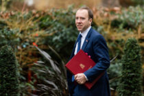 Health secretary Matt Hancock was urged to roll out PrEP in England
