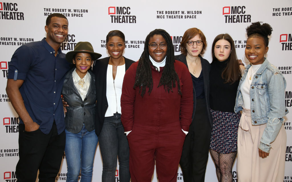 New play tells story of African-American lesbian who draws her inspiration from Natalie Portman