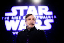 "Mark Hamill attends the Premiere of Disney's ""Star Wars: The Rise Of Skywalker"" on December 16, 2019 in Hollywood, California."