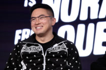 Bowen Yang. (Tommaso Boddi/Getty Images for Viacom )