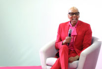 RuPaul Charles at RuPaul's DragCon UK at Olympia London on January 18, 2020 in London, England.