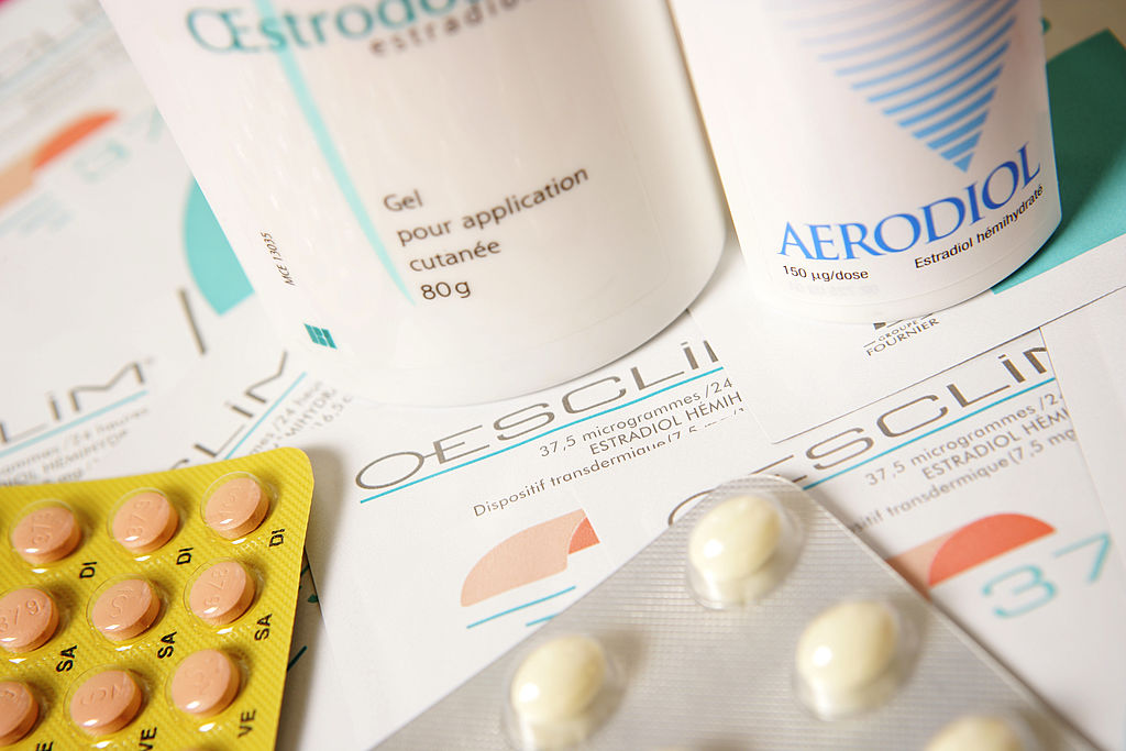 The UK continues to face a shortage of HRT drugs taken by trans and cis women