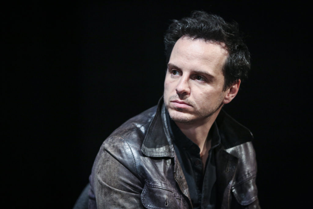 Andrew Scott: Straight media shocked a gay man uses Grindr to 'find love'