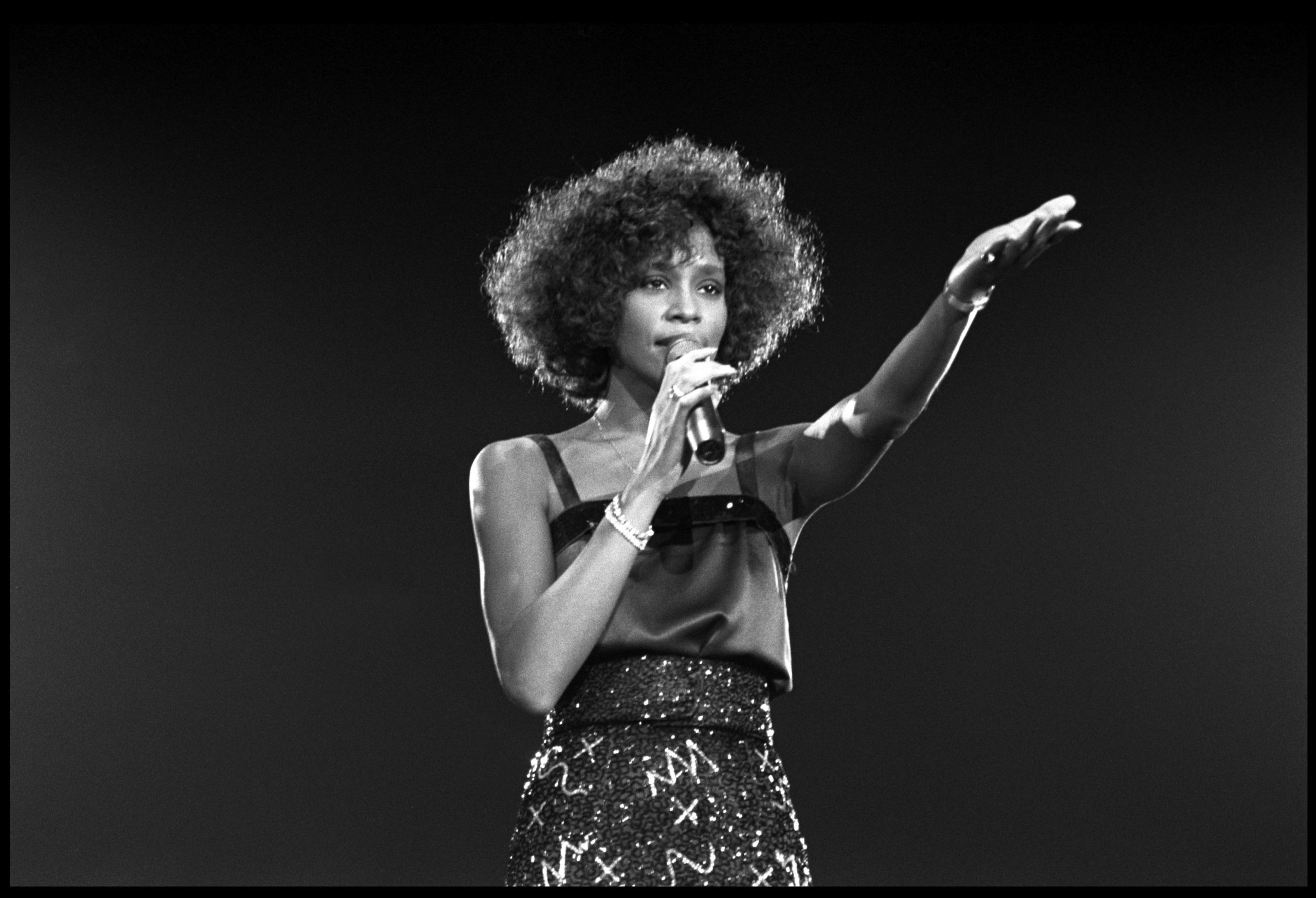 Whitney Houston finally inducted into Rock and Roll Hall of Fame