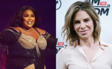 "The Biggest Loser coach Jillian Michaels argued that people should celebrate Lizzo's ""music"" not her ""body"". (Don Arnold/Getty Images/John Lamparski/Getty Images)"
