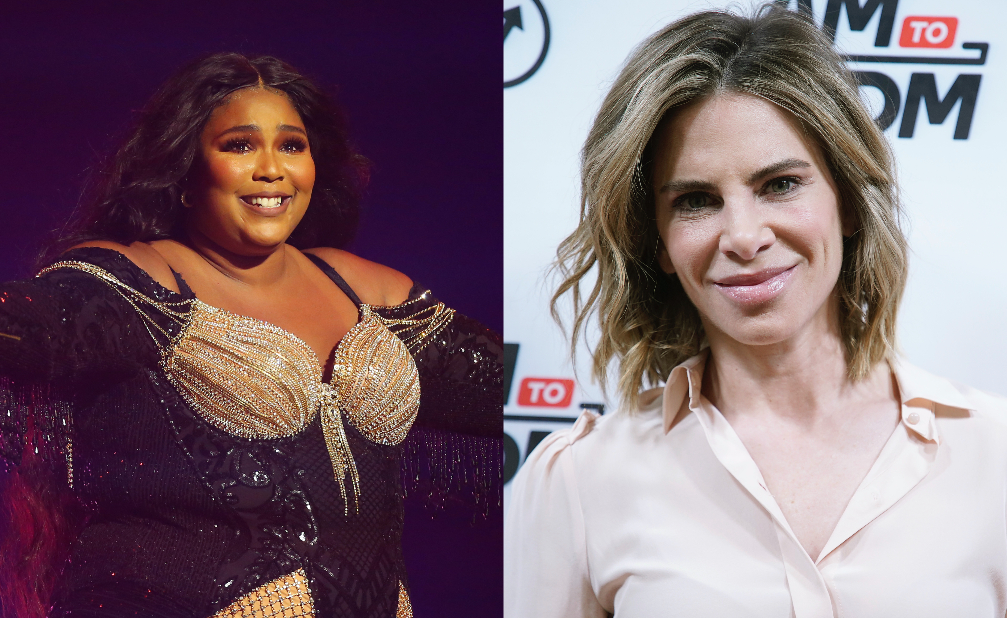 """The Biggest Loser coach Jillian Michaels argued that people should celebrate Lizzo's """"music"""" not her """"body"""". (Don Arnold/Getty Images/John Lamparski/Getty Images)"""