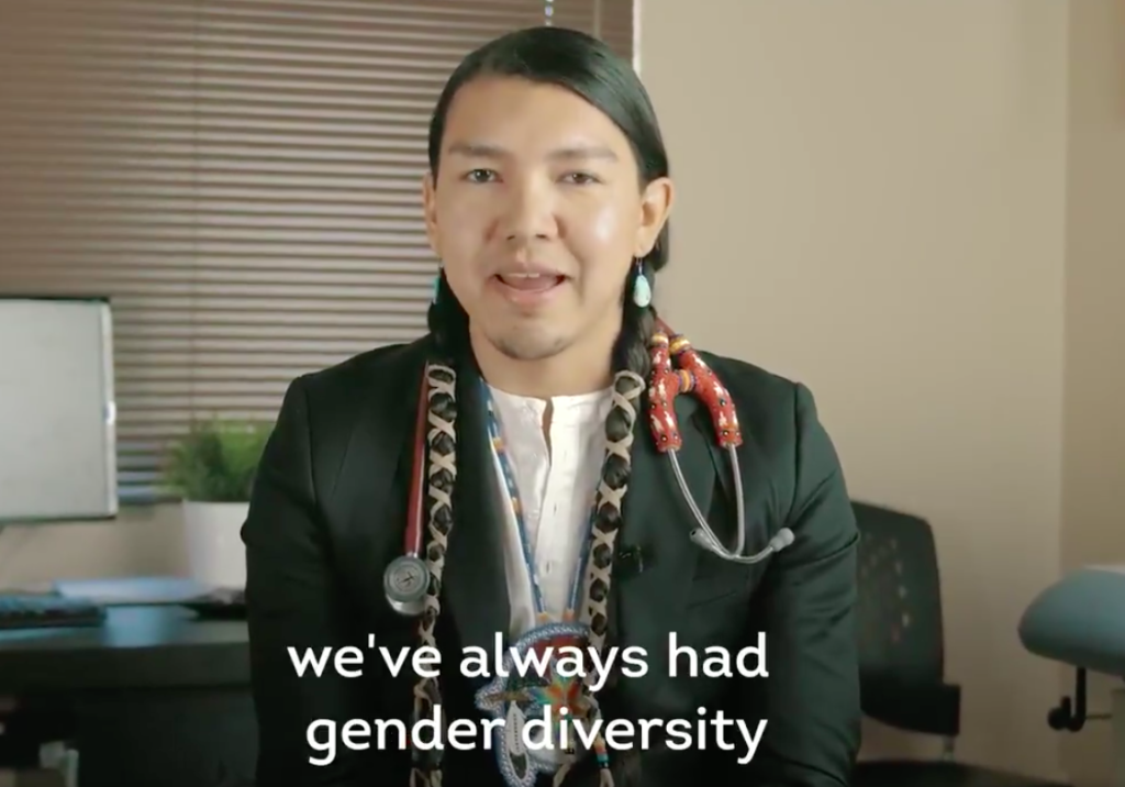 Gay two-spirit doctor dedicates his life to treating trans patients