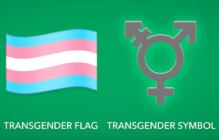 The long-awaited trans Pride flag emoji is finally coming to phones in 2020