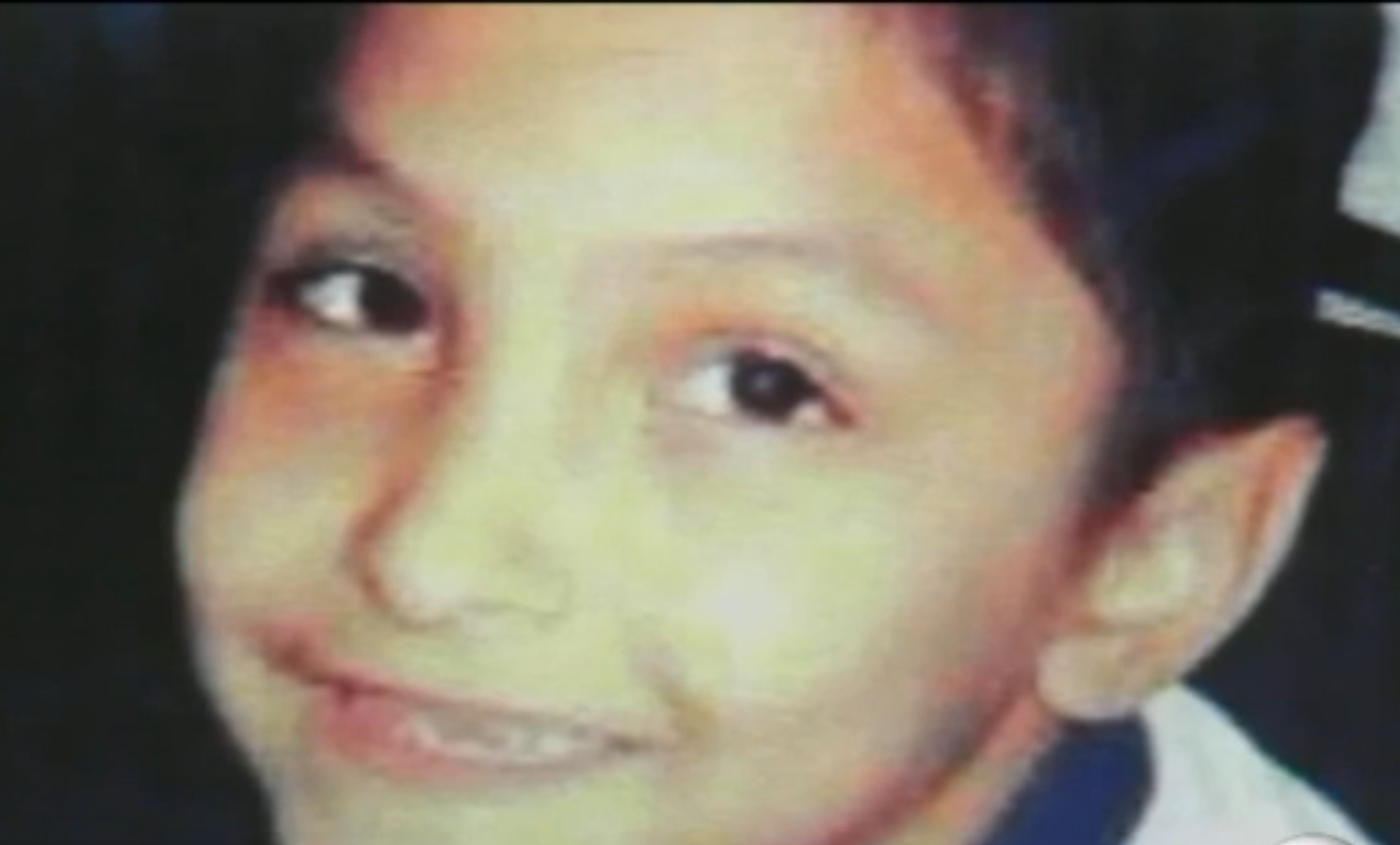 Gabriel Fernandez of Palmdale was pelted with abuse for years but his mother and her partner. (Screenshot via ABC7)