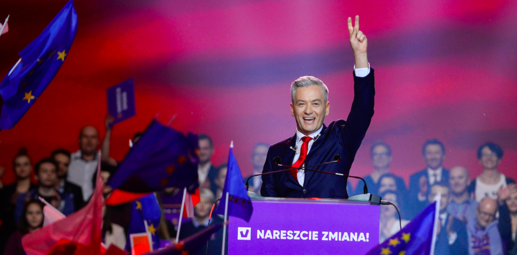 Poland: Left parties defy homophobes with gay presidential candidate