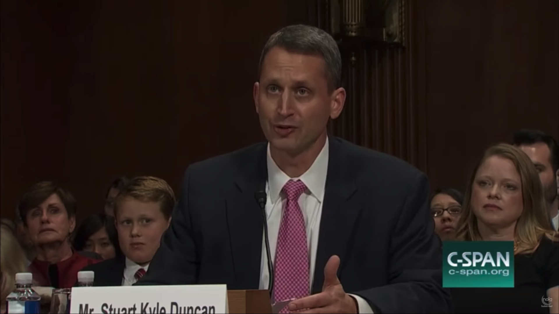 Trump-appointed Judge Kyle Duncan of US Fifth Circuit Court of Appeals refused to use the inmates correct name and pronouns