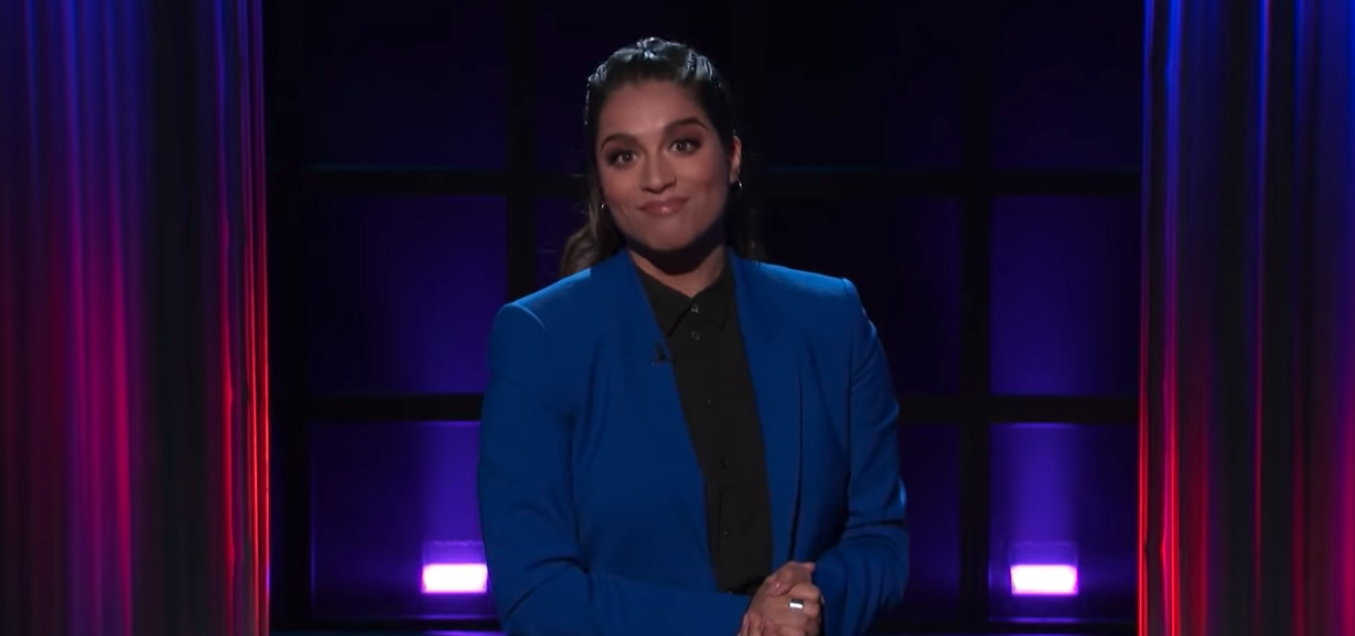Lilly Singh gives epic monologue on people who object to her bisexuality