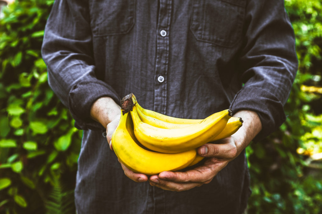 Men are using bananas as self-fashioned sex toys and it's no side-splitting matter, warn doctors. (Stock photo via Elements Envato)
