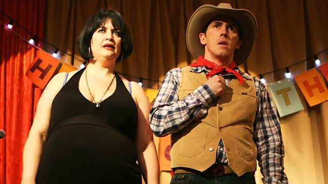 Gavin and Stacey: Rob Brydon and Ruth Jones' characters Bryn and Nessa s