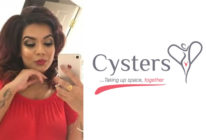 Cysters founder Neelam Heera has made the pioneering move to rebrand her reproductive health charity to make it more trans and non-binary-inclusive. (Twitter)