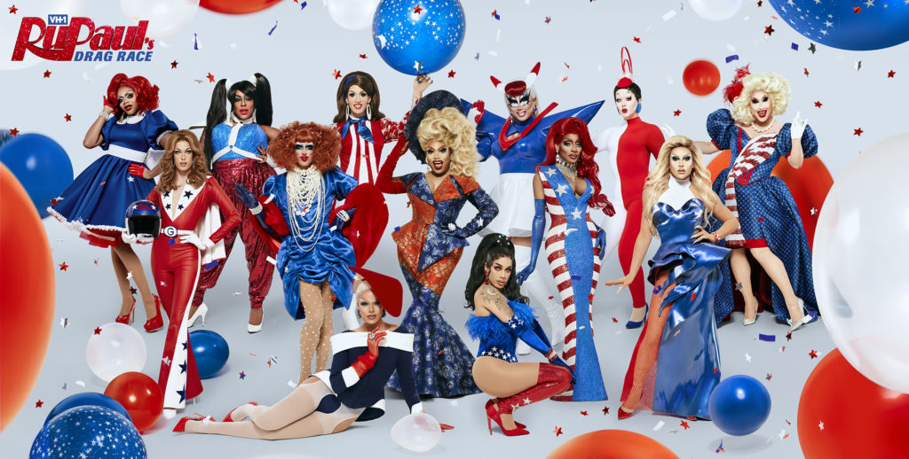 Drag Race season 12 cast