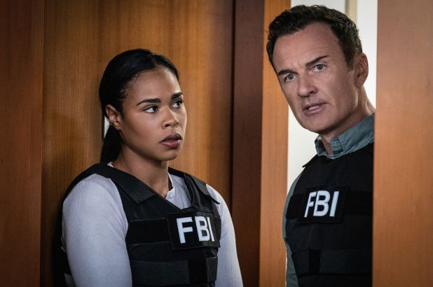 Roxy Sternberg plays Agent Sheryll Barnes in FBI: Most Wanted