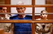 Prominent Democratic Party donor Ed Buck appears in court. (Al Seib/Los Angeles Times via Getty Images)