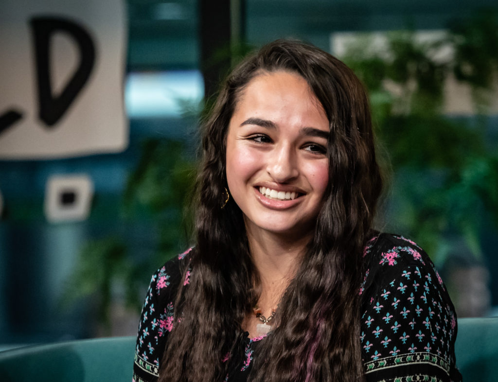 Jazz Jennings, a YouTube personality, spokesmodel, television personality and LGBT activist