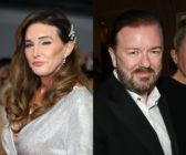 Caitlyn Jenner (L) allegedly snubbed Ricky Gervais at the National Television Awards. (Karwai Tang/WireImage/Paul Archuleta/GC Images)