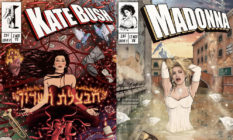 Madonna comic books