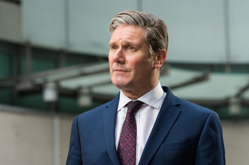 At long last, Keir Starmer has addressed Labour's transphobia problem
